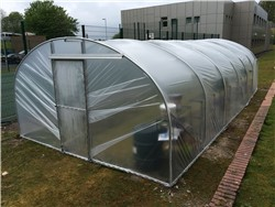 Lomond View Polytunnel